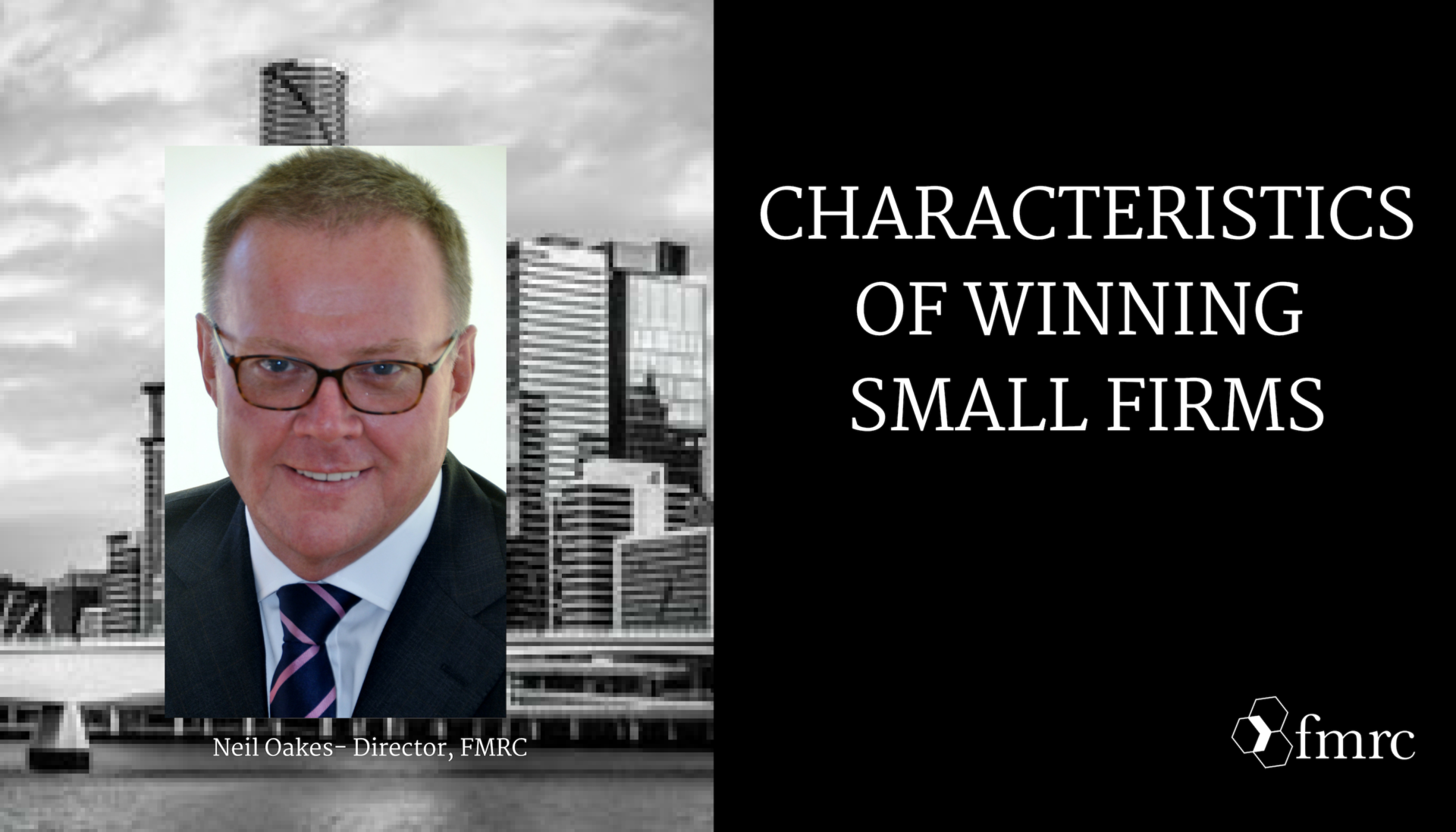 Characteristics of Winning Small Firms