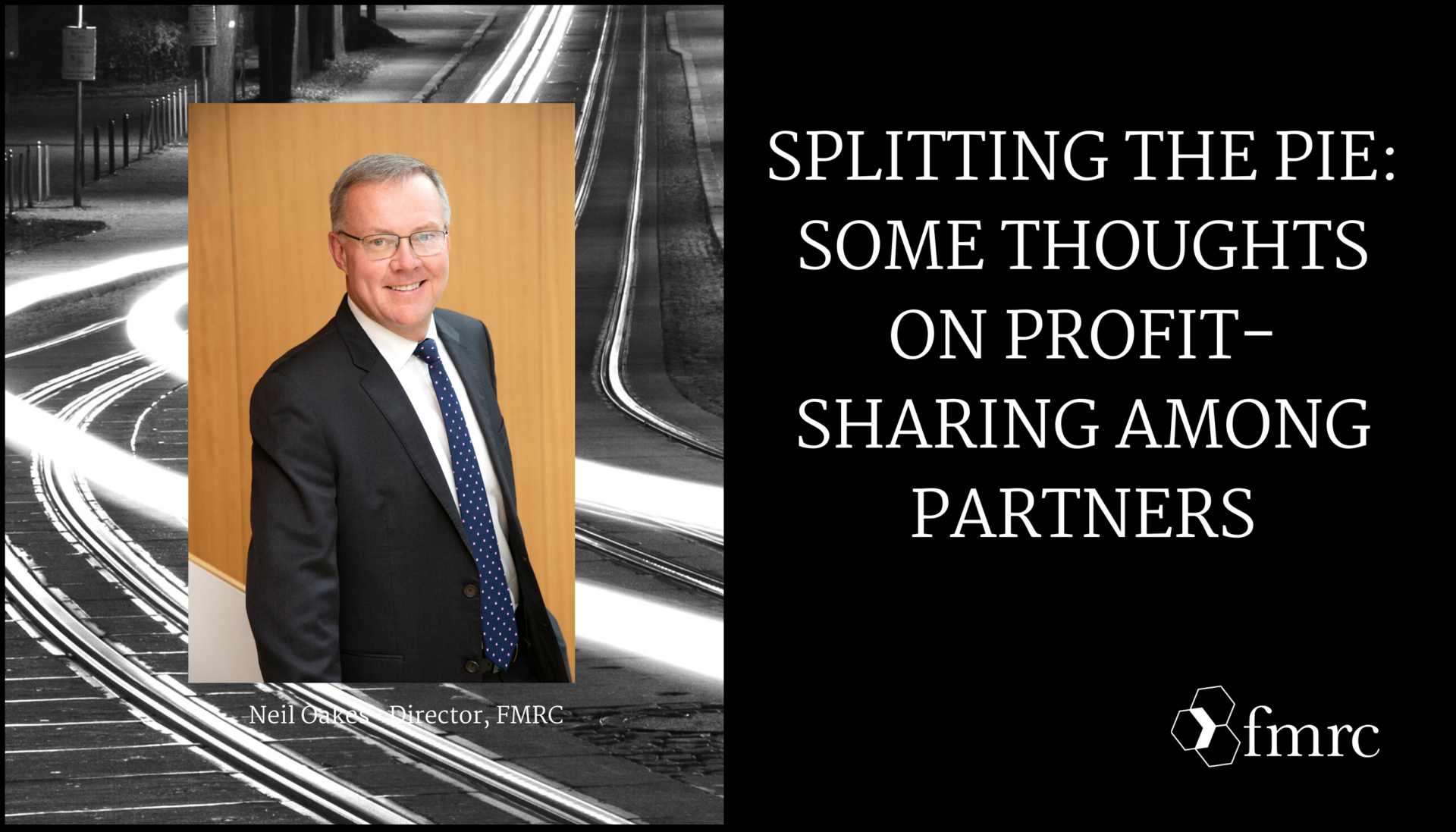 Splitting the Pie: Some Thoughts on Profit Sharing Among Partners