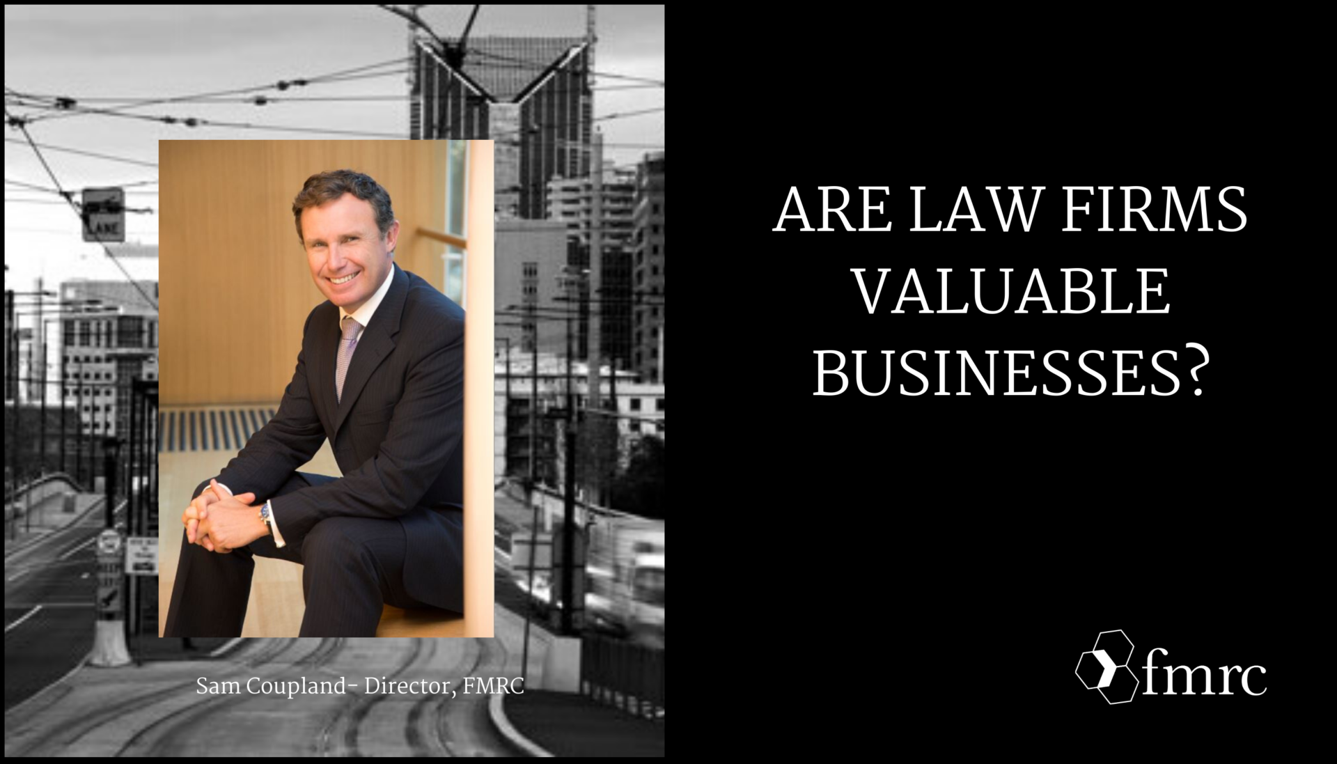 Are Law Firms Valuable Businesses?