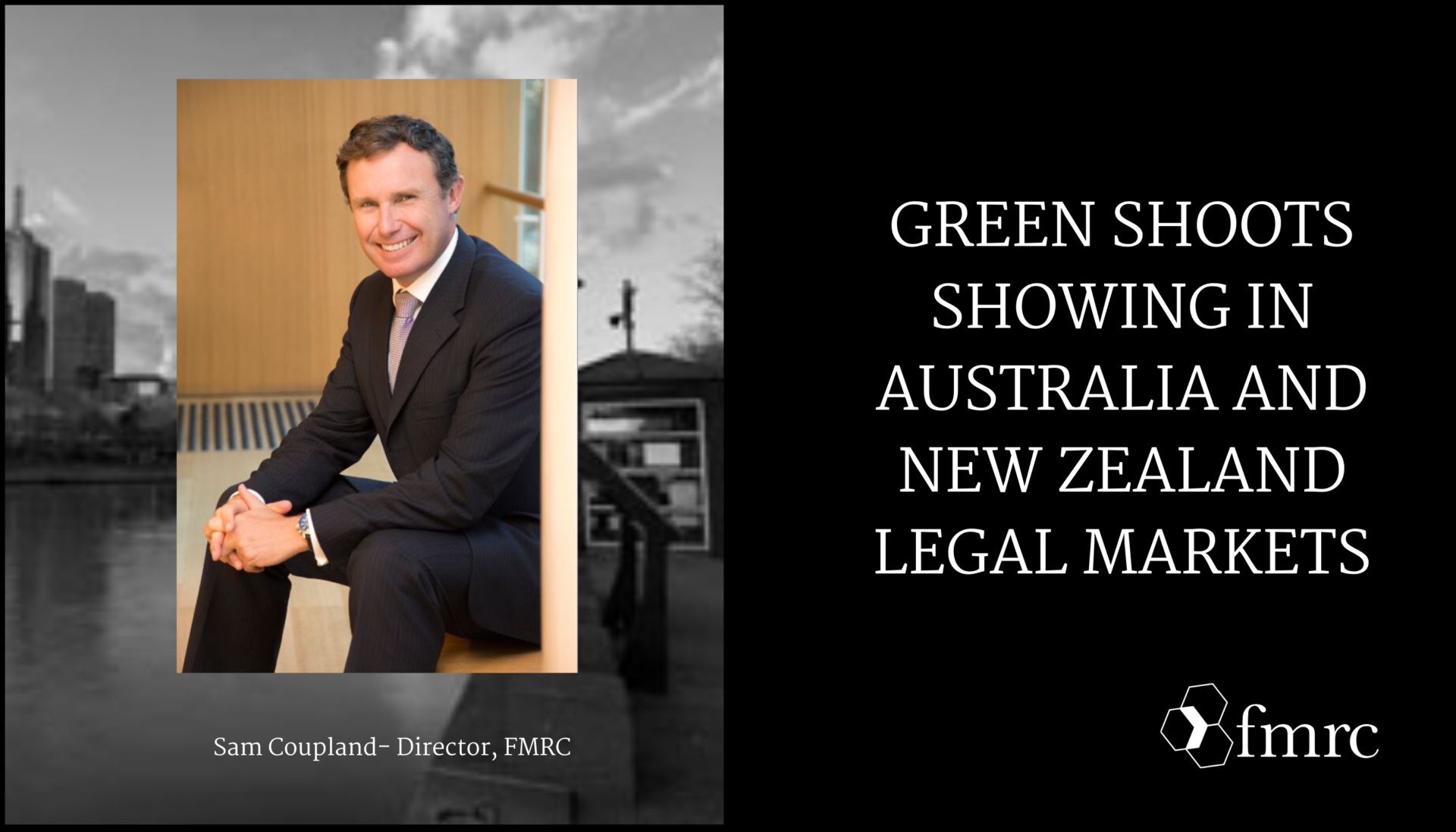 Green Shoots Showing in Australia and New Zealand Legal Markets